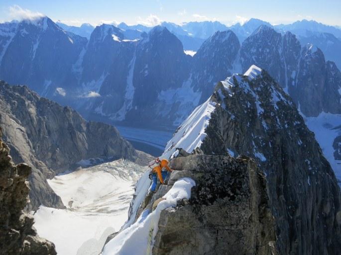 graham following ridge