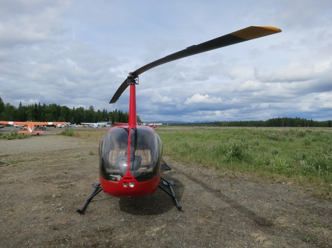 our lil heli