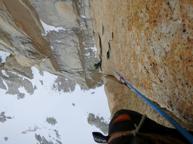 crux pitch