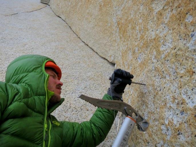 graham putting bolt