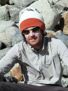 The Troutman, looking stylish and smart in the high altitude sun.
