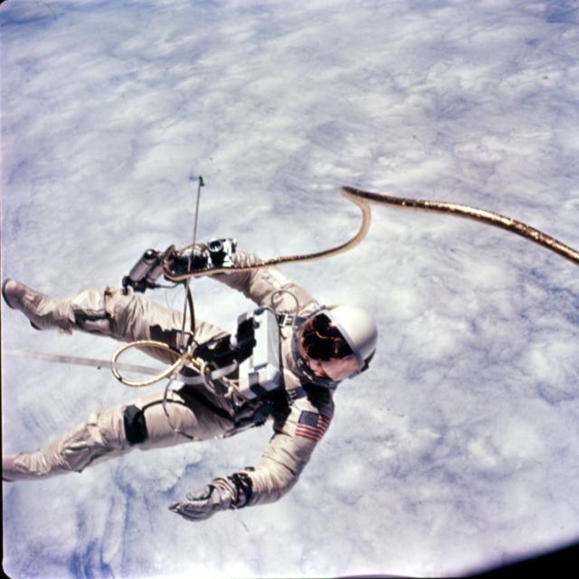 By James McDivitt (NASA Gemini 4 Page) [Public domain], via Wikimedia Commons