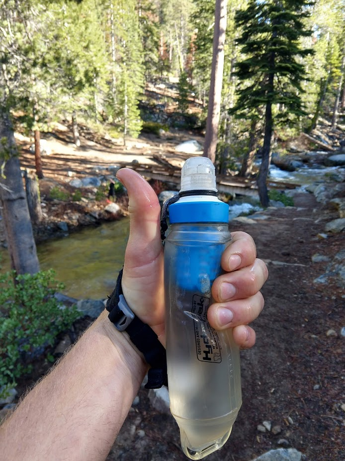 water bottle filter